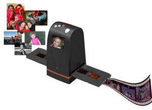 Color Film and Slide Scanner
